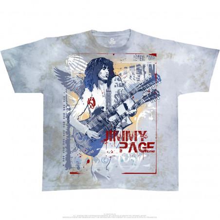 Jimi Page Double Your Pleasure Tie-Dye T-Shirt