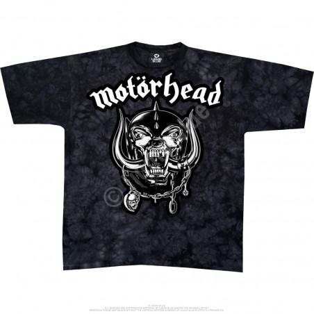 Motorhead Motorhead Tie-Dye T-Shirt