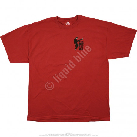 Liquid Blue Monty Python Ministry Of Silly Walks Red T-Shirt