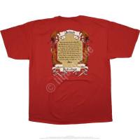 Liquid Blue Monty Python Antioch Red T-Shirt