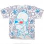 Liquid Blue The Simpsons The Cast Tie-Dye T-Shirt