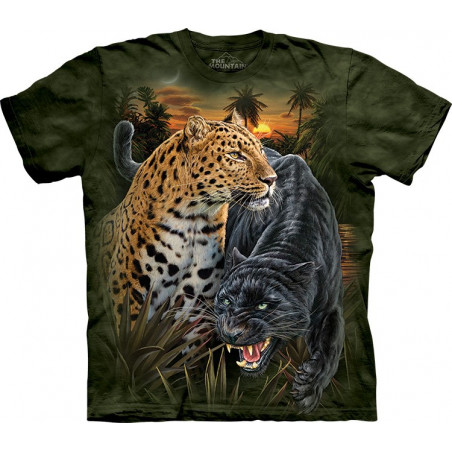 Two Jaguars T-Shirt The Mountain