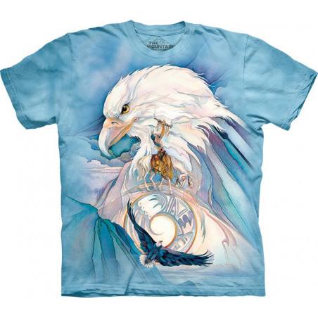 Eagles Peace At Last T-Shirt The Mountain