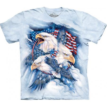 Eagles Allegiance T-Shirt The Mountain