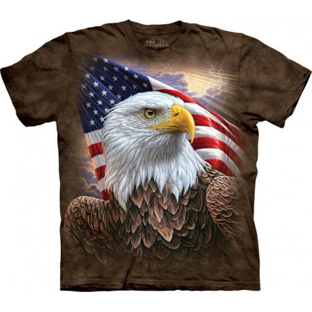 Independence Eagle T-Shirt The Mountain