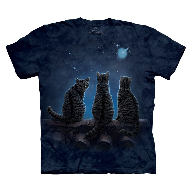 Wish Upon a Star T-Shirt The Mountain