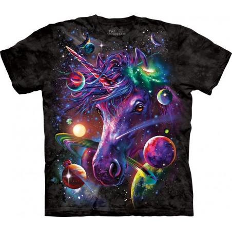 Unicorn Cosmos T-Shirt The Mountain