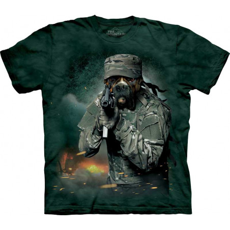War Rocky T-Shirt The Mountain
