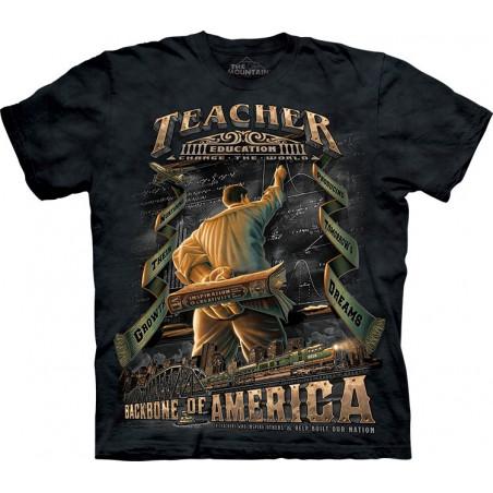Teachers T-Shirt The Mountain