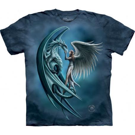 Angel & Dragon T-Shirt The Mountain
