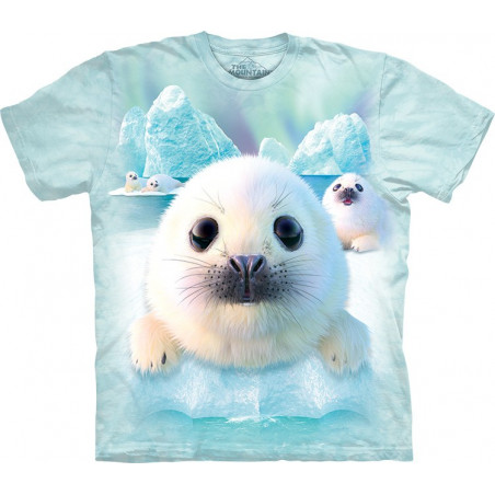 Novelty Sealpups T-Shirt The Mountain