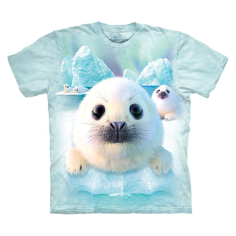 Sealpups T-Shirt The Mountain